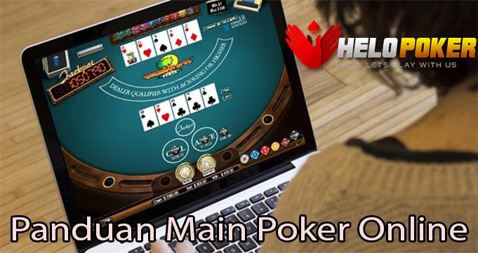 Panduan Main Poker Online